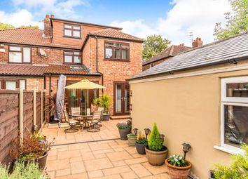 Thumbnail 4 bed semi-detached house for sale in Victoria Road, Withington, Manchester, Uk