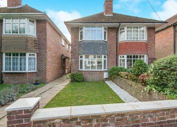 Thumbnail 3 bedroom semi-detached house for sale in Highfield Lane, Southampton