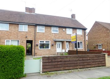Thumbnail 2 bed terraced house for sale in Lowfields Drive, Acomb, York
