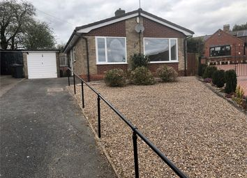 Thumbnail 2 bed detached bungalow for sale in Denton Road, Burton-On-Trent, Staffordshire