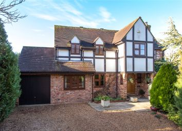 Thumbnail 5 bed detached house for sale in Lowes Close, Shiplake, Oxfordshire