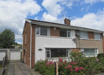 Thumbnail 3 bed semi-detached house to rent in Harlech Drive, Dinas Powys, Vale Of Glamorgan