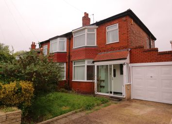 Thumbnail 3 bed semi-detached house for sale in Elford Grove, Manchester