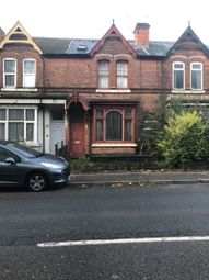 Thumbnail 4 bed town house for sale in 185 Wood End Road, Birmingham, West Midlands