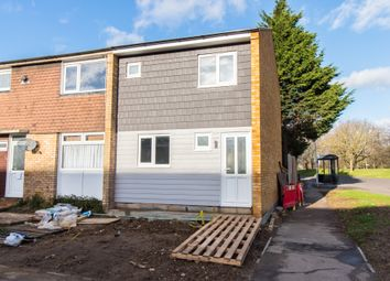 Thumbnail 2 bed end terrace house for sale in Lincoln Road, Basildon