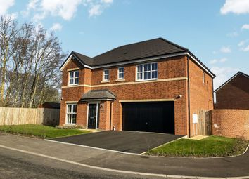 Thumbnail 5 bed detached house for sale in Greenbrook Drive, East Rainton, Houghton Le Spring