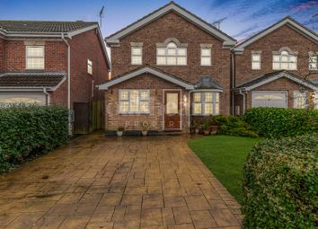 3 bed detached house for sale in Valley Crescent, West Bergholt, Colchester CO6