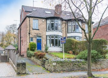 Thumbnail 4 bed semi-detached house for sale in Rundle Road, Sheffield