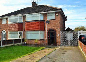 Thumbnail 3 bed semi-detached house for sale in Buckingham Road, Maghull, Liverpool