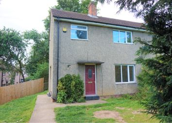 Thumbnail 3 bed semi-detached house for sale in Silk Mill Bank, Leeds
