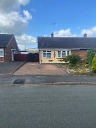 Thumbnail 2 bed bungalow to rent in Walford Road, Rolleston On Dove