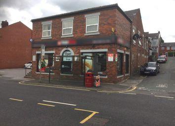 Thumbnail Retail premises for sale in Dukinfield SK16, UK
