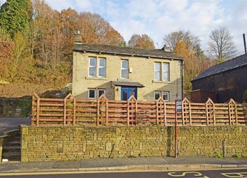 3 bed detached house for sale in Burnley Road, Luddendenfoot HX2