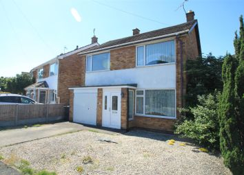 Thumbnail 4 bed detached house for sale in Chesterfield Way, Barwell, Leicester