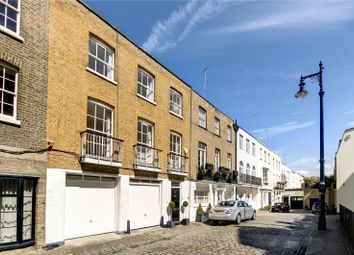 Thumbnail 4 bedroom mews house for sale in Boscobel Place, Belgravia, London