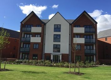 Thumbnail 2 bed flat to rent in Watling Manor, Fairfields, Milton Keynes