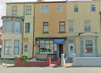 Thumbnail Block of flats for sale in Lytham Road, Blackpool
