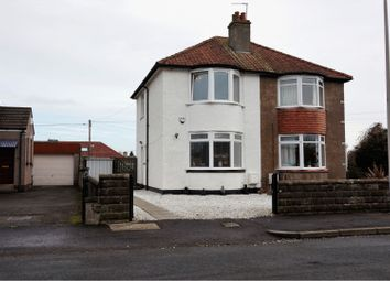 Thumbnail 2 bed semi-detached house for sale in Garry Terrace, Dundee