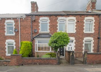 Thumbnail 4 bed terraced house for sale in South View, Annfield Plain, Stanley