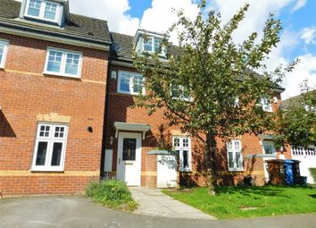 Thumbnail 3 bed town house for sale in Abbeyfield Close, Cale Green, Stockport