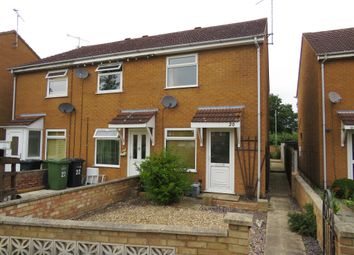Thumbnail 2 bedroom end terrace house for sale in Daseleys Close, King's Lynn
