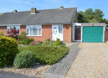 Thumbnail 2 bed semi-detached bungalow for sale in Hornbeam Crescent, Melksham