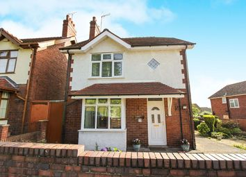 Thumbnail 3 bed detached house for sale in Green Lane, Rugeley