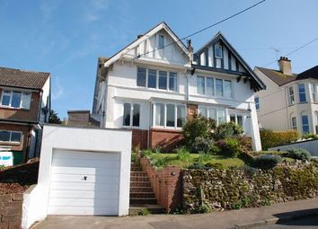 Thumbnail 4 bedroom semi-detached house for sale in Alexandria Road, Sidmouth