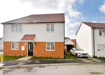 Thumbnail 4 bed detached house for sale in Admiral Drive, Hythe