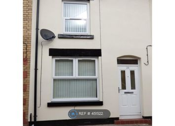 Thumbnail 2 bed terraced house to rent in Burnand Street, Liverpool