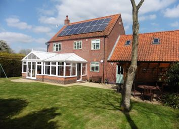 Thumbnail 5 bedroom detached house for sale in Battrby Green, Hempton