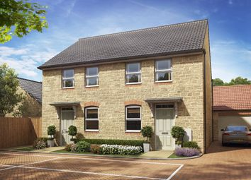 "Thumbnail 2 bed end terrace house for sale in ""Winton"" at Temple Inn Lane, Temple Cloud, Bristol"