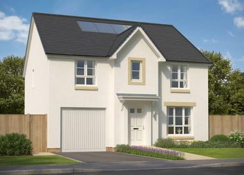 "Thumbnail 4 bedroom detached house for sale in ""Corgarff"" at Prospecthill Road, Motherwell"