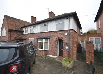 Thumbnail 3 bed end terrace house to rent in Willrose Crescent, London