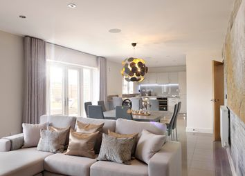 Thumbnail 5 bed detached house for sale in The Valencia, Cambridge Road, Leicester