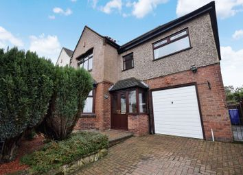 Thumbnail 4 bed semi-detached house for sale in Woodland Grove, Burslem, Stoke-On-Trent