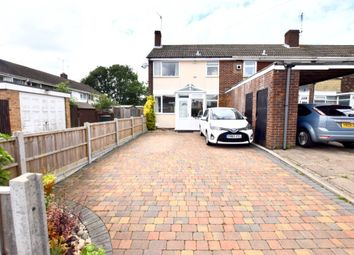 Thumbnail 3 bedroom end terrace house for sale in Sutherland Avenue, Mount Nod, Coventry