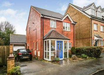 3 bed link-detached house for sale in Guernsey Way, Kennington, Ashford TN24