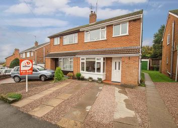 Thumbnail 3 bed semi-detached house for sale in Fox Lane, Bromsgrove