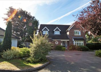 Thumbnail 4 bed property for sale in Armistead Way, Cranage, Crewe