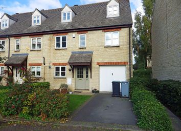 Thumbnail 5 bed terraced house to rent in Waine Rush View, Witney, Oxfordshire