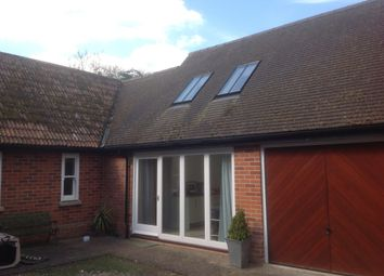 Thumbnail 1 bed bungalow to rent in The Street, Mortimer Common, Reading