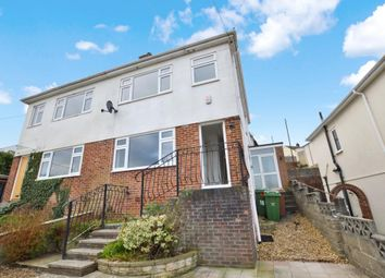 Thumbnail 3 bed semi-detached house for sale in Greenacres, Plymstock, Plymouth, Devon