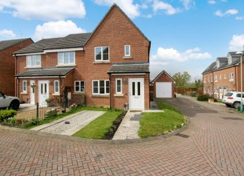 Thumbnail 3 bed end terrace house to rent in Orchard Close, The Reddings, Cheltenham