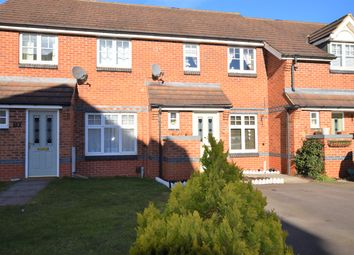 Thumbnail 2 bed terraced house for sale in Whitworth Avenue, Hinckley