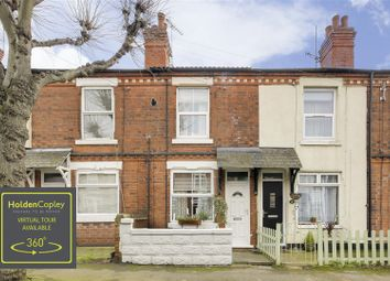2 bed terraced house for sale in Carnarvon Street, Netherfield, Nottinghamshire NG4