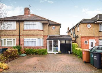 Thumbnail 3 bed semi-detached house for sale in Winton Drive, Rickmansworth
