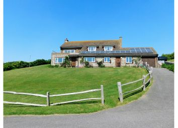 Thumbnail 4 bedroom equestrian property for sale in Seaford Road, Newhaven