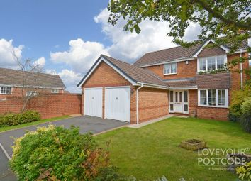 Thumbnail 4 bedroom detached house for sale in Spencer Close, Tividale, Oldbury