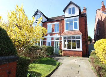 Thumbnail 4 bed semi-detached house for sale in Clive Road, Southport PR84Rz